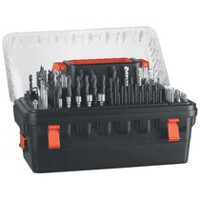 Black & Decker 200pc Accessory Box -71-154MP