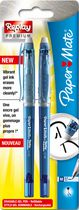 Stylo-gel gommable Premium Replay de Paper Mate, 0,7 mm