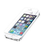 Clear Tempered Glass Screen Protector - Iphone 5/5S