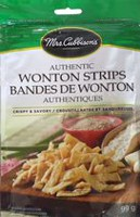 Mrs. Cubbison's Authentic Wonton Strips
