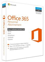 Microsoft Office 365 Personal, French