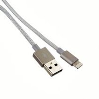 blackweb USB Charge/Sync Cable with Lightning Connector