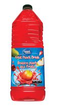 Great Value Fruit Punch Drink