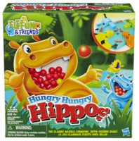 ELEFUN & FRIENDS - Jeu Hungry Hungry Hippos