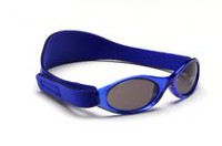 Banz Adventure Baby Banz Sunglasses - Pacific Blue - 0-2 years