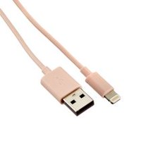 ONN USB Charge and Sync Cable with Lightning Connector