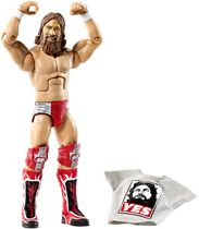 WWE Collection Elite – Figurine articulée n° 37