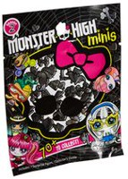 Monster High – Figurine Minis – Les styles peuvent varier