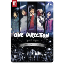 One Direction - Up All Night: The Live Tour (Music DVD)