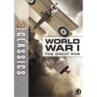 Film History Classics WWI Great War (Anglais)