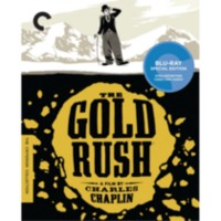 Film The Gold Rush(Blu-ray) (Anglais)