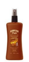 Hawaiian Tropic Protective Sunscreen SPF 8 Spray Lotion