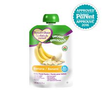 Parent's Choice Organic Baby Food Puree - Banana