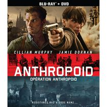 Anthropoid (Blu-ray + DVD + HD Numérique) (Bilingue)