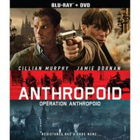 Anthropoid (Blu-ray + DVD + Digital HD) (Bilingual)