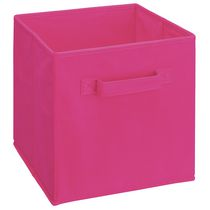 Fabric Drawer - Fuschia