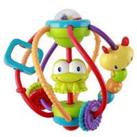 Bright Starts™ Clack & Slide Activity Ball™