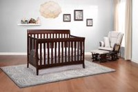 Stork Craft Avalon 4-in-1 Convertible Crib