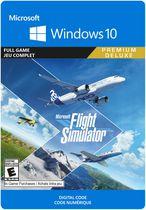 Windows 10 Microsoft Flight Simulator: Premium Deluxe Edition [Download]