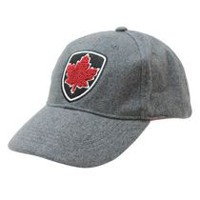 Canadiana Men's Melton Cap