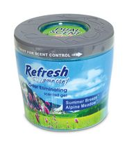 Refresh Your Car 5oz Gel Alpine Meadow Summer