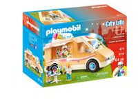 Playmobil Ice Cream Truck Playset