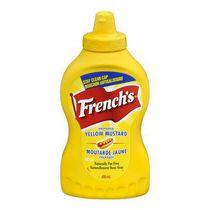 French's, Classic Yellow Mustard, 400ml