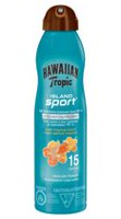 Hawaiian Tropic Island Sport Ultra-light Sport Sunscreen Spray