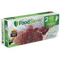 "FoodSaver® 11"" x 16' Heat-Seal Rolls, 2-Pack"