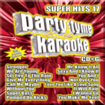 Sybersound - Party Time Karaoke: Super Hits 17