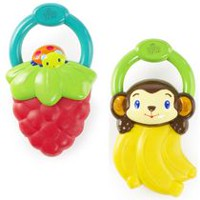 Bright Starts Fruit Vibes Teethers