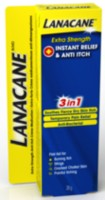 Lanacane Extra Strength Anti-Itch Cream