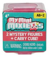 My Mini MixieQ's Mystery Figures 2 Pack