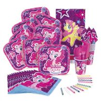 My Little Pony Value Party Kit for 8