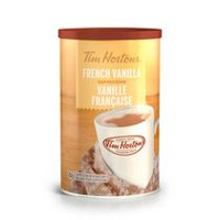 Tim Hortons French Vanilla Cappuccino Beverage Mix
