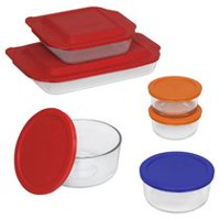 Pyrex 12 Piece Bake & Store Set