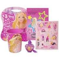 Barbie Favour Kit for 4
