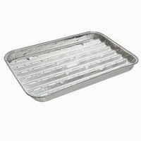 Backyard Grill Foil Grilling Tray