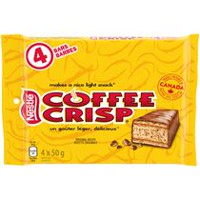 Barre gaufrette de COFFEE CRISP(MD)