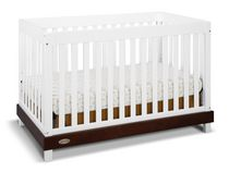 Graco Maddox 4-in-1 Convertible Crib Espresso