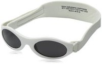 Banz Adventure Kidz Banz Sunglasses - Arctic White - 2-5 years
