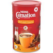 Chocolat chaud Riche et crémeux NESTLÉ® CARNATION® Contenant de 1,7 kg