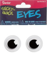 Darice Google Eyes - 2 inches - 1 pair