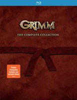 Grimm: The Complete Collection (Blu-ray) (Pistes française incluse sur certain titres)