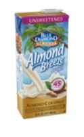 Blue Diamond Almond Breeze - Noix de coco sans sucre
