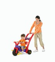Tricycle Trimode Rock Roll 'n Ride de Fisher-Price