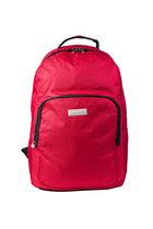 "Champs 20"" Polyester Fabric BackPack Red"