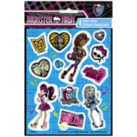 Monster High - Auctocollants