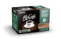 McCafé® Torréfaction supérieure capsules K-Cup® recyclables, 12 unités