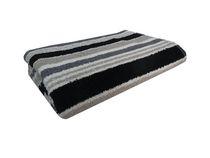 MAINSTAYS Performance Stripe Bath Towel